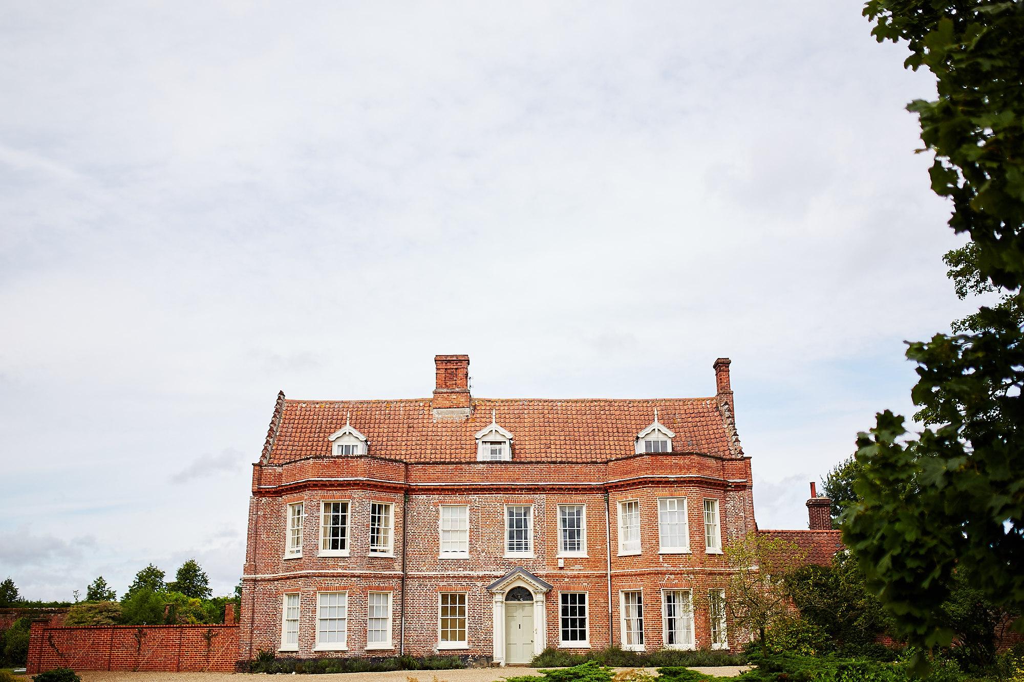 Elms Barn in Norfolk