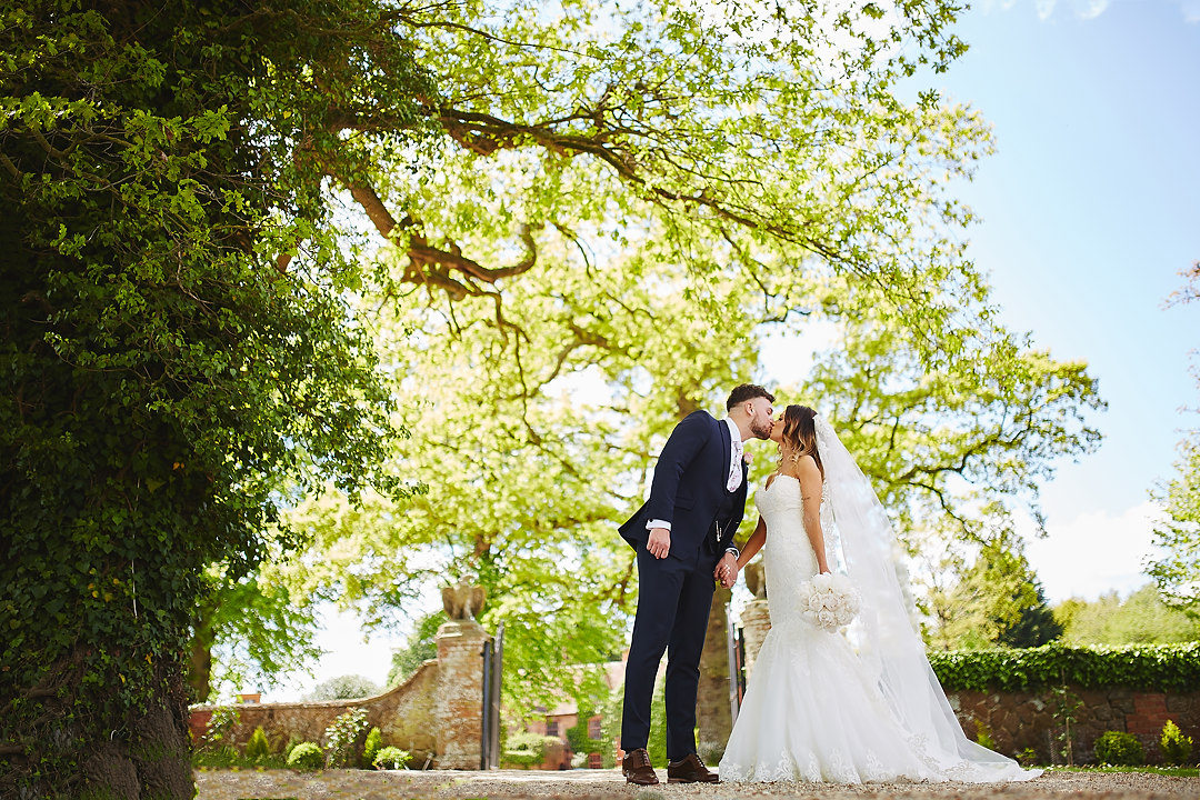 wedding photography at Woodhall Manor in Suffolk